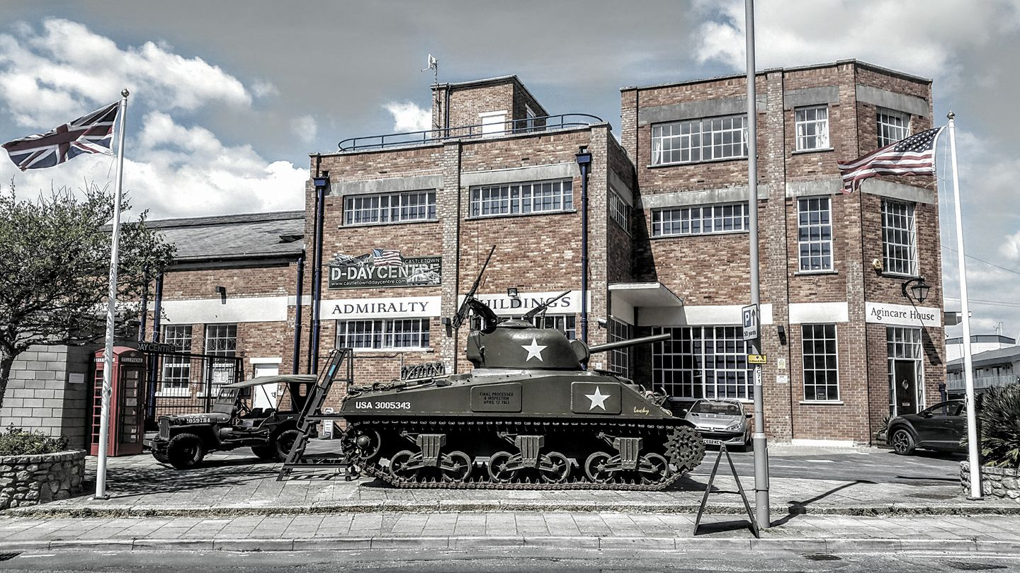 d day centre